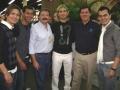 Carlos Barbieri con Jonas Gonzalez y el cuarteto Amanecer