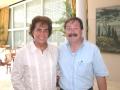 El Puma Rodriguez y Carlos Barbieri
